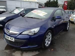 Vauxhall Astra Gtc Used Used 2014 Vauxhall Astra Gtc Sport Cdti S S For Sale In