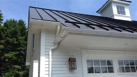 lone aluminum metal roofing systems inc reviews matte black aluminum roofing with colorgard snow retention