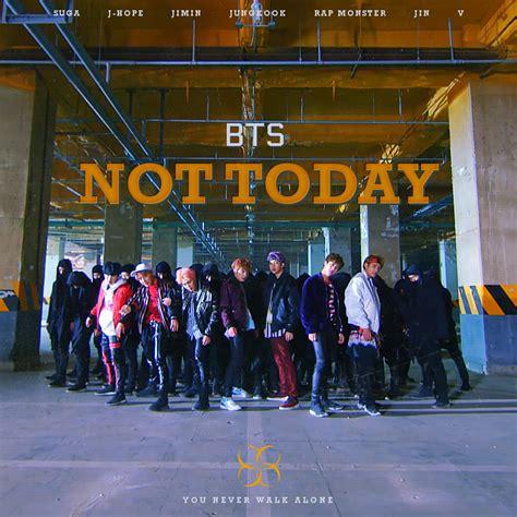 bts not today lyrics lyric lagu bts 防弾少年団 not today japanese ver dan