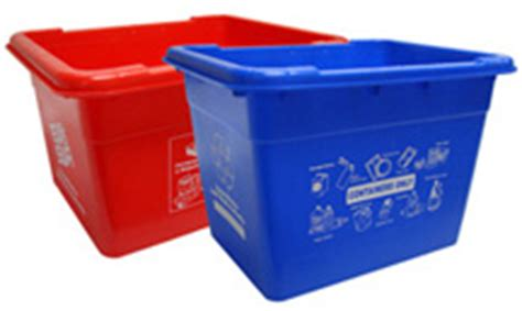 L Recycle Boxes by Ewswa Essex Solid Waste Authority