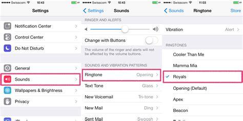 iphone ringtones  simple ways