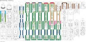 msc armonia deck plan msc meraviglia deck plans diagrams pictures