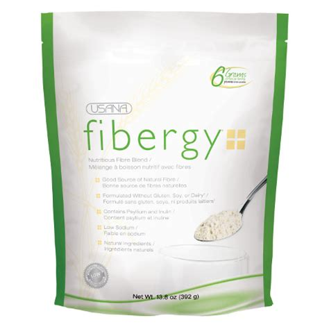 Usana Detox Review by Usana Nz Fibergy Plus Product Healthy Digestion Usana