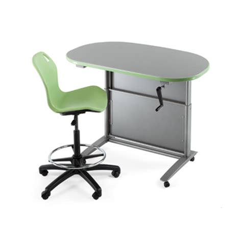 desk lift system lift desk height adjustable classroom desks