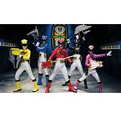 Power Rangers Movie Gets A Release Date  Hollywood Reporter