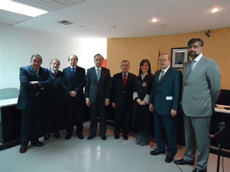 corte suprema europea ministro de justicia chileno inicia en madrid gira europea