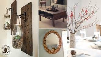 Creative ideas for home decor 10 beautiful rustic home decor project