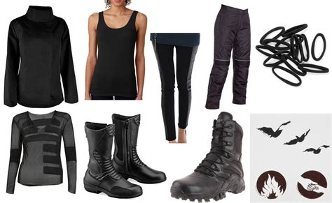 divergent wardrobe tris tris prior costume from divergent carbon costume boards