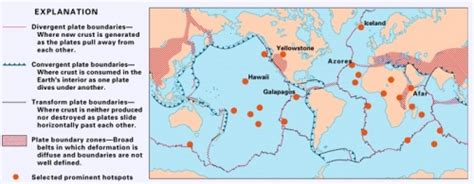 Where They Found where are volcanoes found