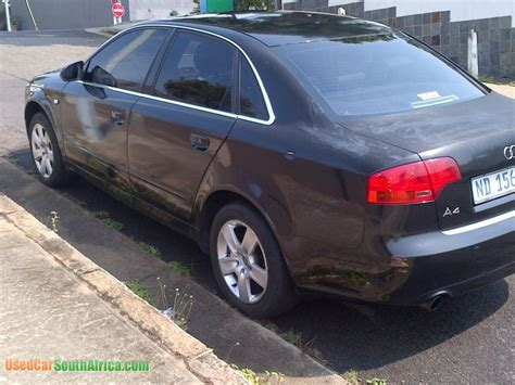 audi for sale in durban 2006 audi a4 used car for sale in durban central kwazulu