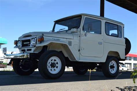 1980 Toyota Diesel Purchase Used 1980 Toyota Land Cruiser Bj41 Diesel
