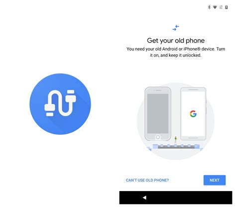 Play Store Can T Install Apps Uploads Its Data Transfer Tool App To Play Store