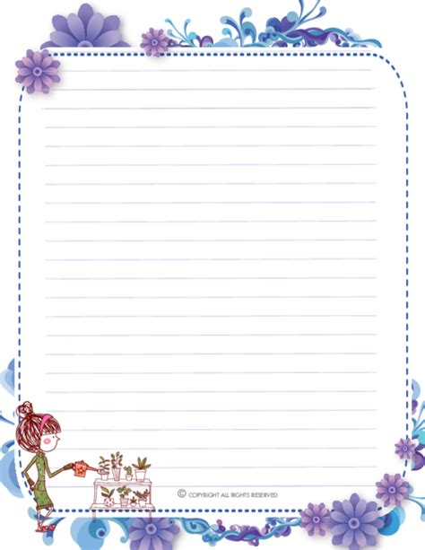 printable journal page template printable pdf journal pages lovely templates for