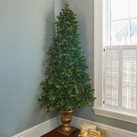 no assembly required christmas tree best 25 corner tree ideas on decorations small tree and all