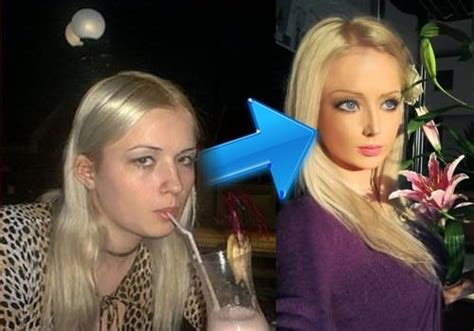human barbie doll family valeria lukyanova the human barbie doll living dolls
