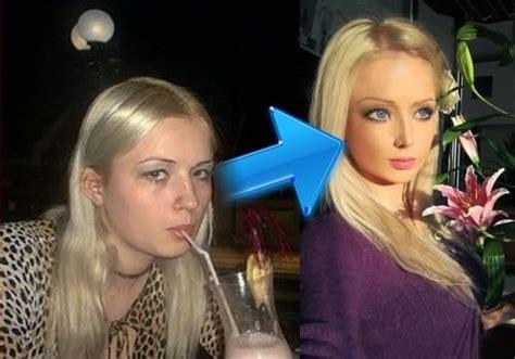 Valeria Lukyanova The Human Barbie Doll Living Dolls