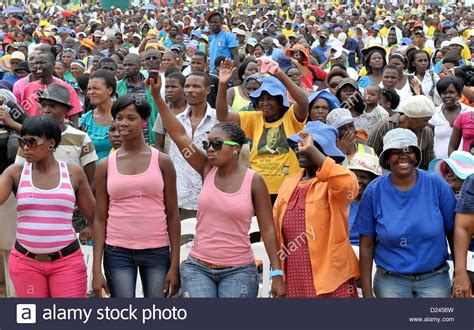 Junior Mba South Africa by Pietermaritzburg South Africa Youth At The Anc Rally In