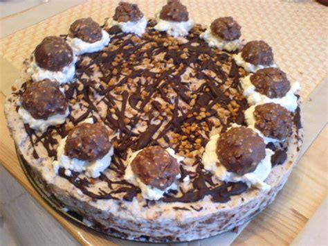 ferrero kuchen ferrero rocher torte rezept essen und trinken