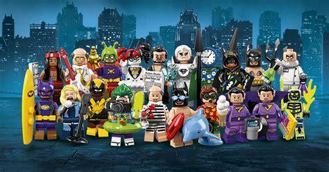 United Bag Policy by The Lego Batman Movie Cmf Series 2 Revealed Brickset