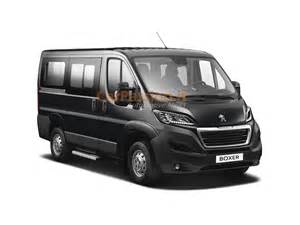Peugeot Boxer 2016 Peugeot Boxer Ii 2 Pictures Information And