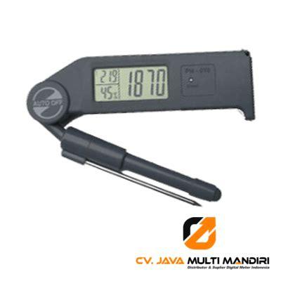 Alat Pengukur Nilai Ph alat ukur ph meter amtast kl 0101 instrumen uji