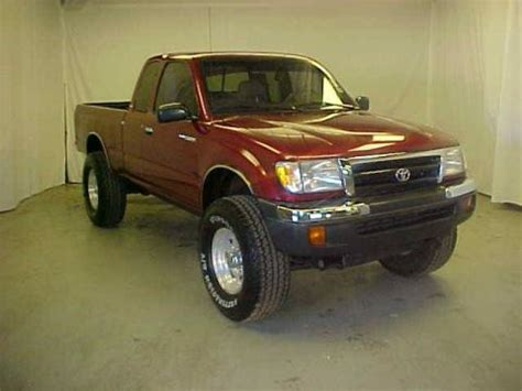 1999 Toyota Tacoma 4x4 For Sale Used 1999 Toyota Tacoma Extended Cab 4x4 For Sale Stock