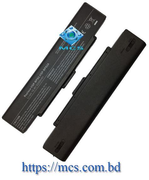 Baterai Sony Vgn S Series Vgp Bps2a Vgp Bps2c Vgp Bps2 4bbrhz Black sony laptop battery vgn fe fs n s sz series bps2 vgp bpl2 vgp bps2 vgp bps2a vgp bps2b mcs