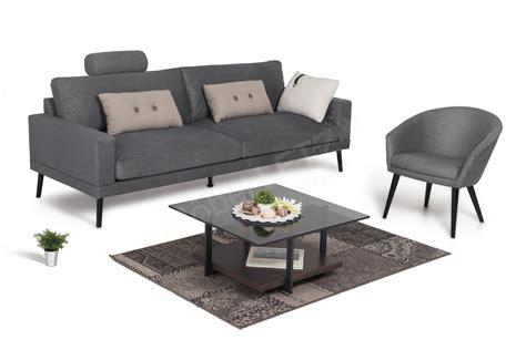 Skandinavische Sofas by Davin Skandinavische M 246 Bel Sofa Grey Sofas