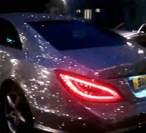 glitter truck glitter car