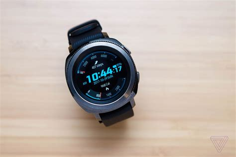 Designer Clock samsung gear sport review running in circles the verge