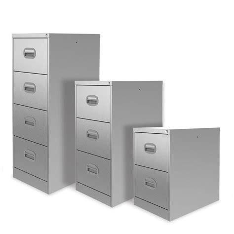Silverline Filing Cabinet Silverline Kontrax Filing Cabinets