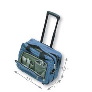 home health bag wheeled home care bag products