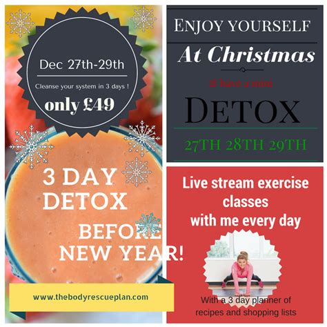 Rescue Detox 10 Day by The Rescue Plan 187 3 Day Detox