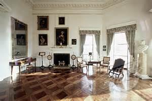 Monticello Interior by Founding Fathers Of Design Brian Edward Millett