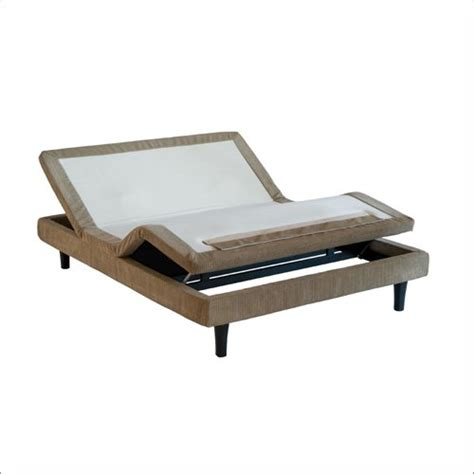 on sale split cal king serta motion adjustable foundation get discount price and special
