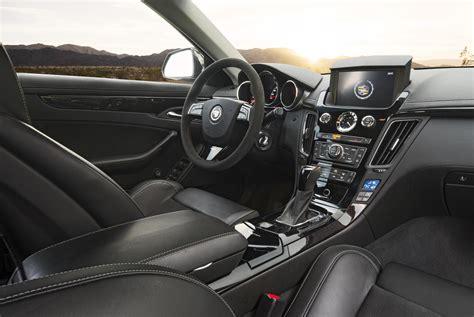 Ctsv Interior by 2014 Cadillac Cts V Wagon Interior Photo 12