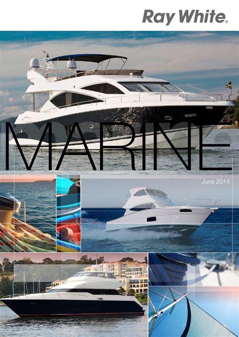 ray white boat auctions gold coast ray white marine magazine june by ray white marine issuu