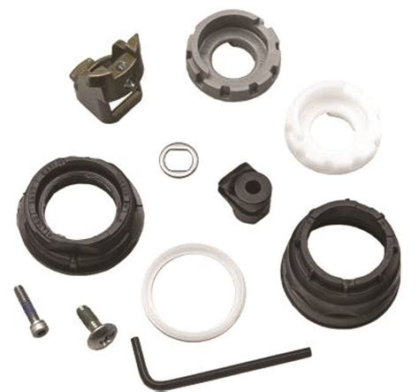 moen kitchen faucet handle adapter repair kit monticello 179104 handle adapter kit for use with moen