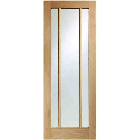 Glazed Interior Door Oak Doors Glazed Oak Doors Interior