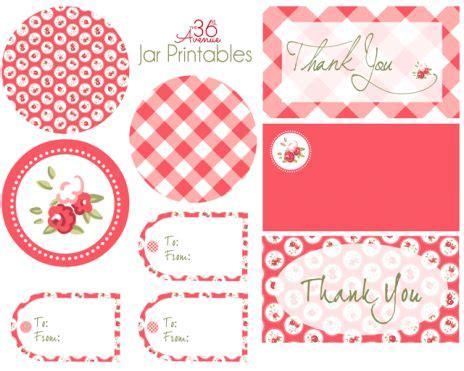 printable gingham labels free printable rose gingham tags matt valk chuah 36th