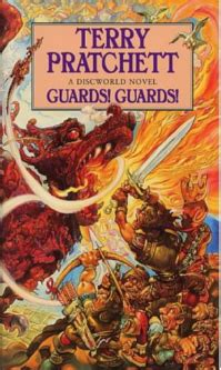 book guards guards discworld amp terry pratchett wiki