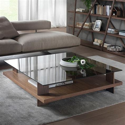 square glass top coffee table best 25 glass top coffee table ideas on