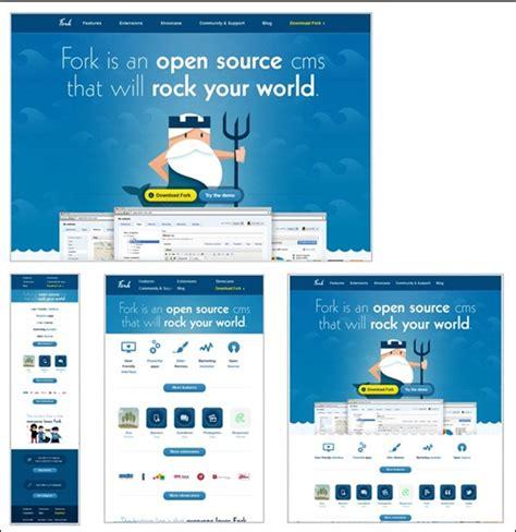 mobile layout design exles exles of great responsive website design