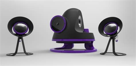 Fh007 Mini Speaker System Looks Cool Sounds Great by Mesmerizing 60 Cool Speaker Decorating Design Of 20 Cool