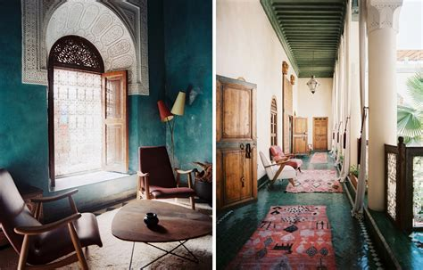 the moroccan interior decorating style