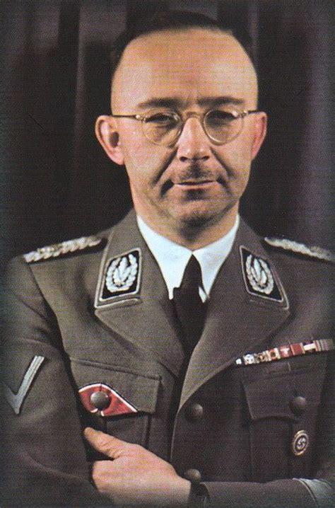 heinrich himmler heinrich himmler portrait third reich portraits history and german uniforms
