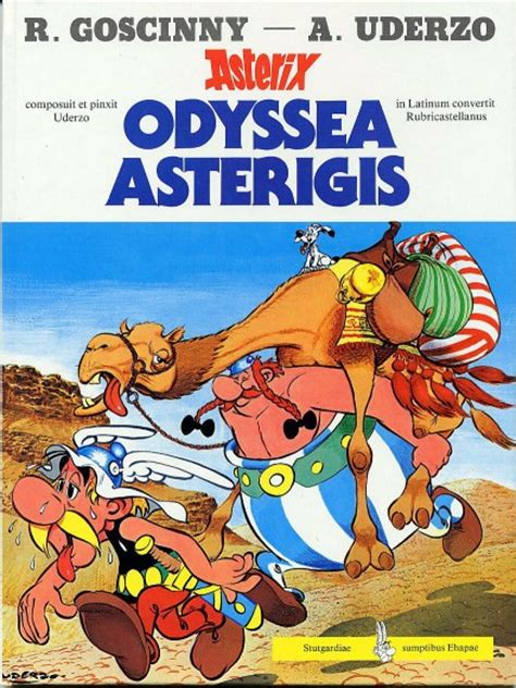 asterix spanish la odisea ast 233 rix la collection la collection des albums d ast 233 rix le gaulois l odyss 233 e d ast 233 rix