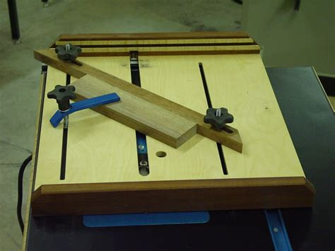 router table sled  kent shepherd  lumberjockscom