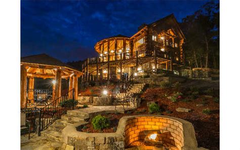 Luxury Cabins In Ga by Luxury Homes For Sale In Blue Ridge Ga