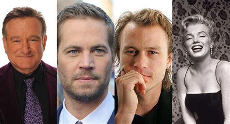 atores mais importantes de hollywood atores e atrizes de hollywood que morreram e deixaram